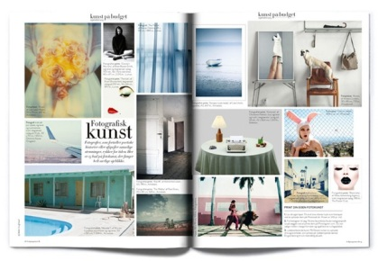 Photo (boat) featured in Bolig Magasinet issue 188, 2015
