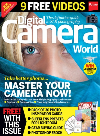 Photo featured in Digital Camera World, Jan 16