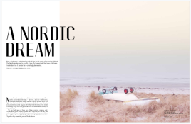 Photo story 'A Nordic Dream' featured in Oak vol. 1