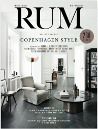 Article and photo featured in RUM, April 2016